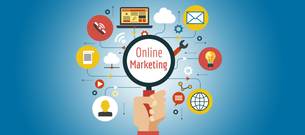 Agencia de marketing online Madrid